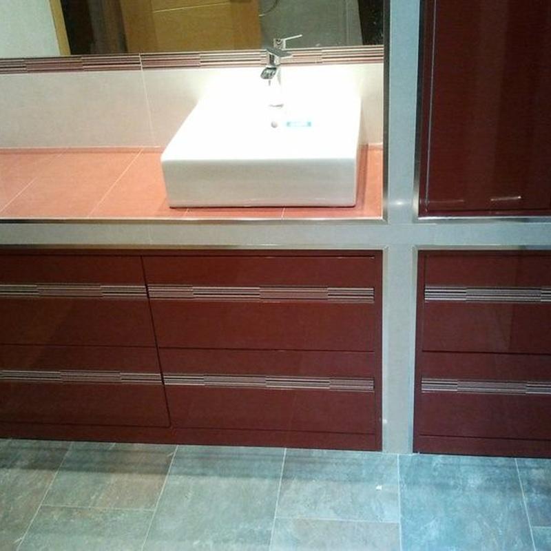 Muebles de baño: Catálogo de Mundo Baño