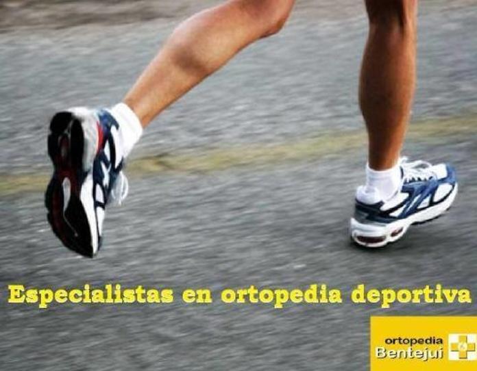 Especialistas en ortopedia deportiva