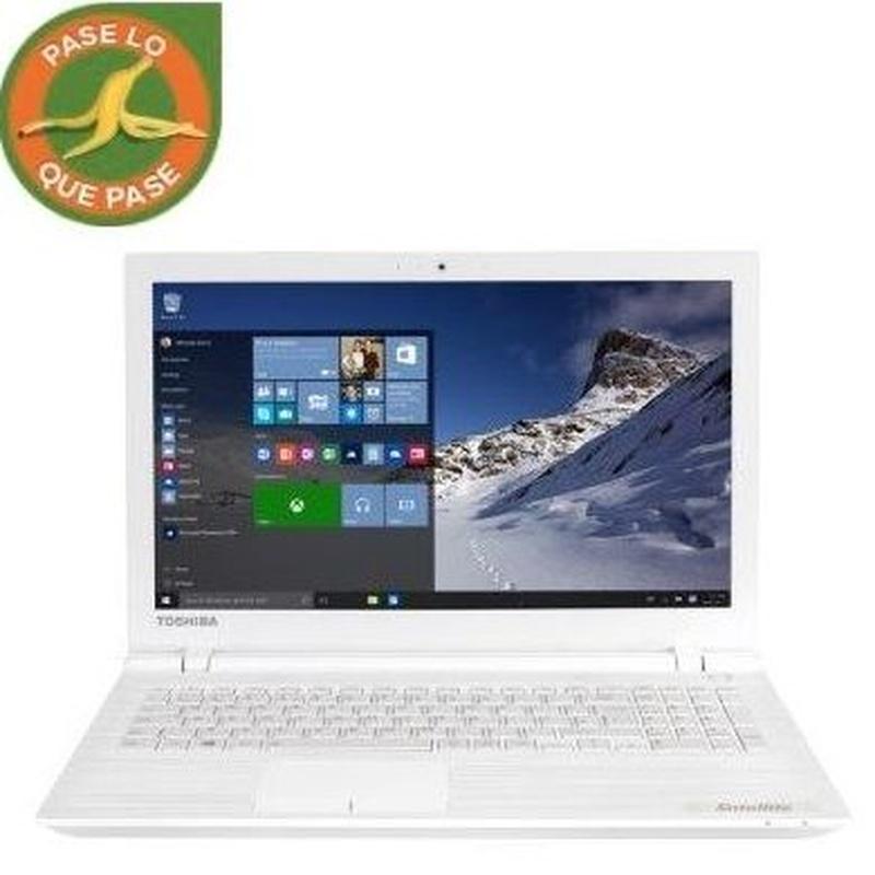 """Toshiba Sat.C55D-C-166 E1 4GB 500GB NODVD W10 15"""" : Productos y Servicios de Stylepc"""