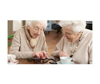 Centro médico especializado en alzheimer: Servicios de Residencia para Personas Mayores Santa Ana