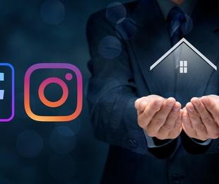 El uso de las redes sociales en una inmobiliaria.