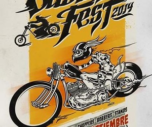 Remember: from 11th to 14th September: Valencia Customfest 2014