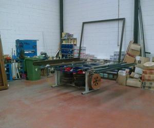 Maquinas del taller