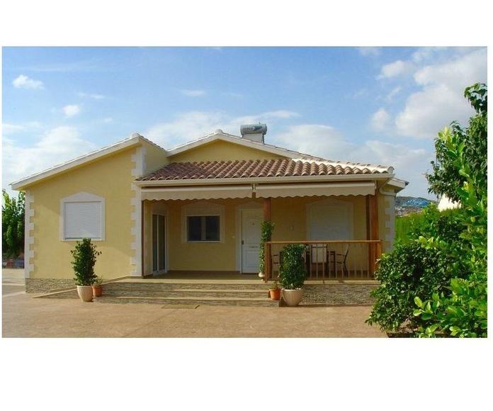 Valeria (128 m2): Casas de madera de 5SCC Casas de Madera