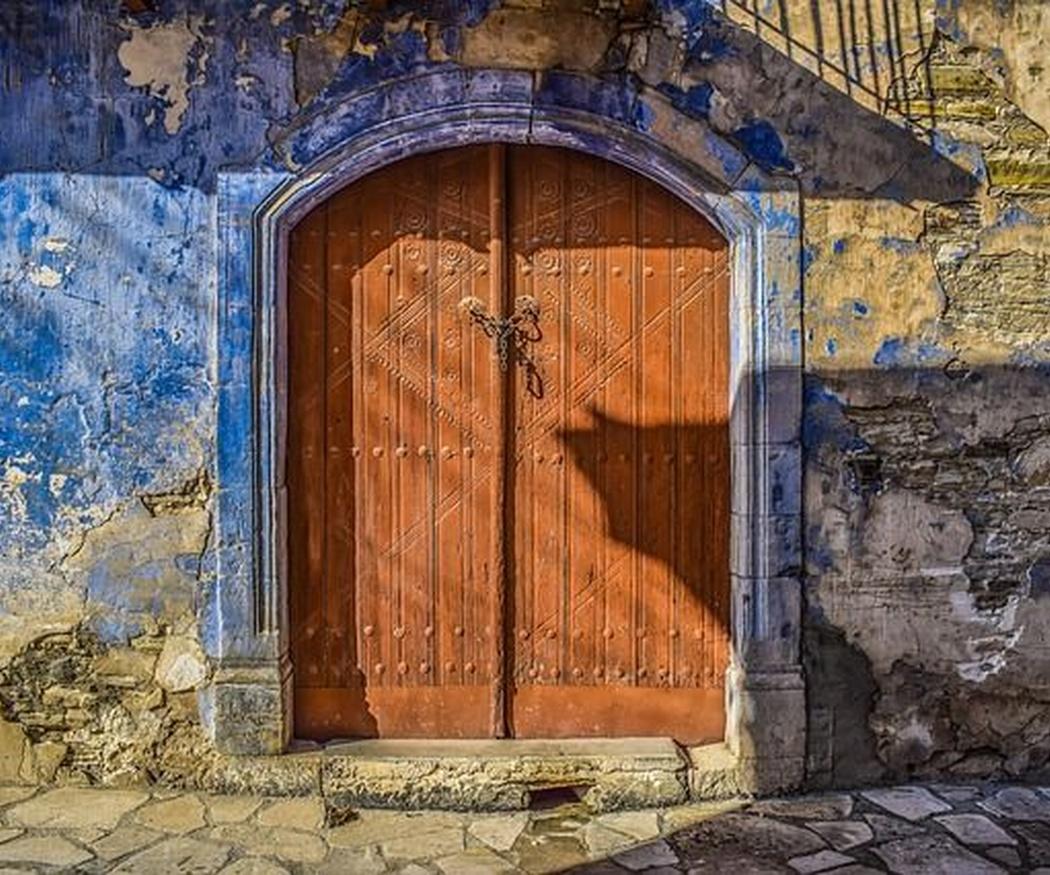 Las primeras puertas de madera de la historia