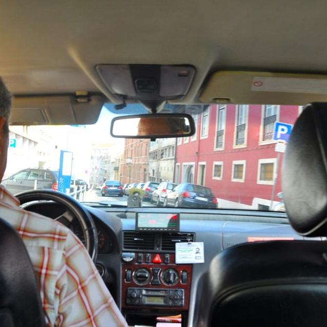 Los taxistas los prefieren cómodos