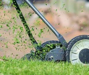 Venta de maquinaria de jardinería