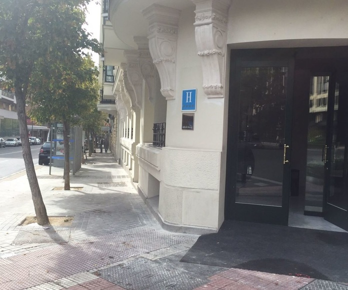 MENSULAS PARA C/LUCHANA, 22 (MADRID)