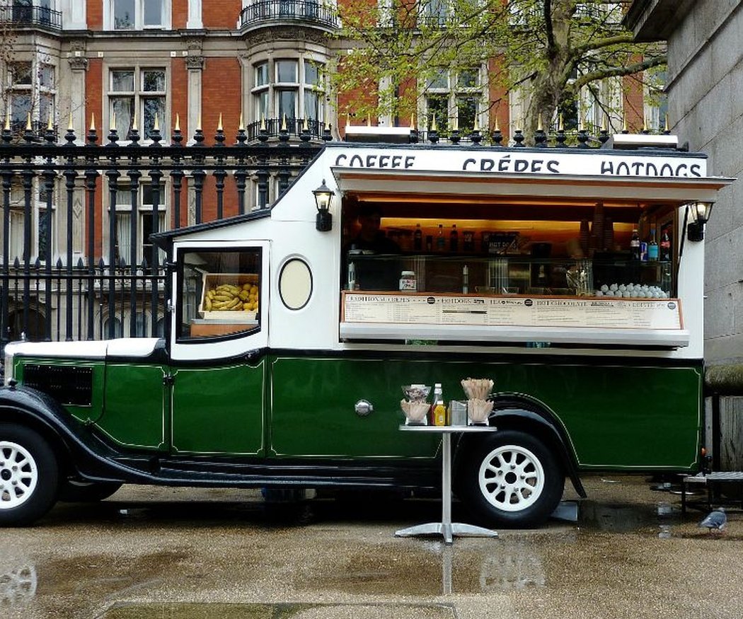 ¿Conoces el origen del food truck? (I)