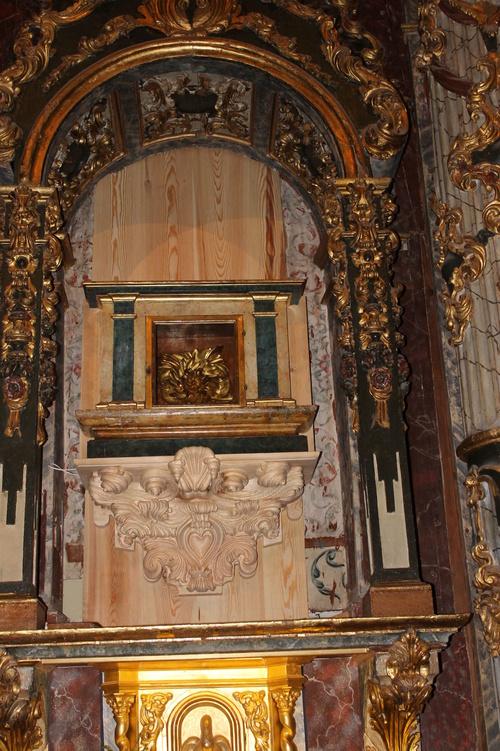 Restauración de bienes en madera