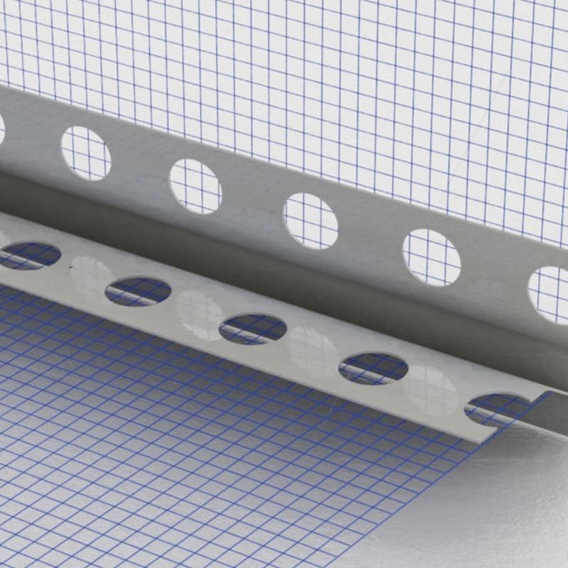 Sistema de aislamiento térmico RHONATHERM en tienda de pinturas en ciudad lineal.