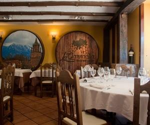 Restaurante y asador en Zaragoza