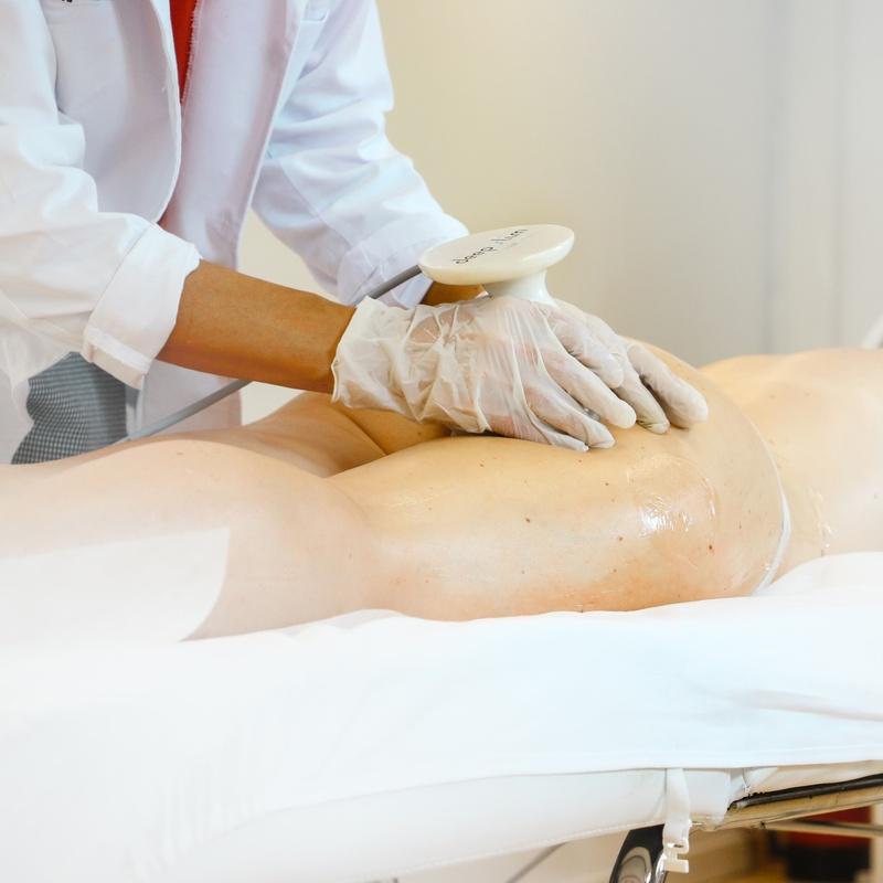Tratamiento de adiposidad y celulitis localizada: Servicios de Estética Sara González