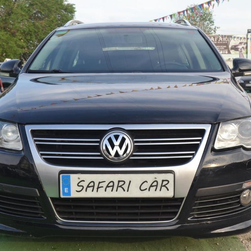 Volkswagen Passat Variant 2.0TDI CR R-Line: Nuestros coches de Safari Car