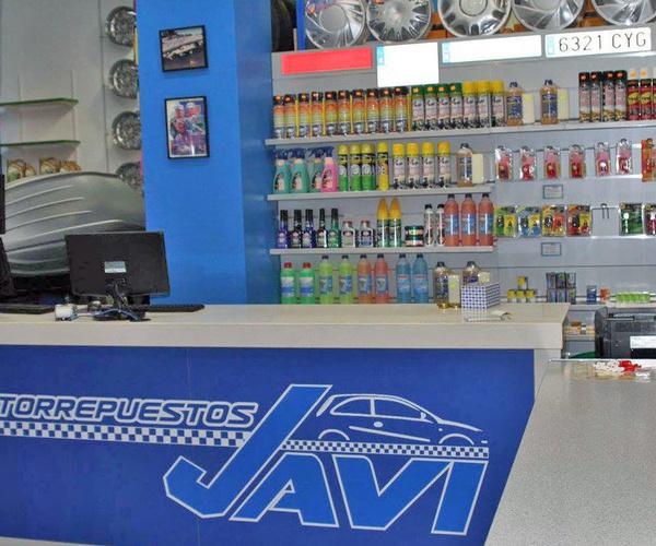 Repuestos para vehículos en Fuerteventura