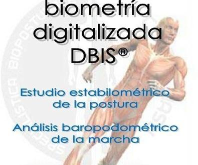 Estudio digitalizado dinámico, estático y posturológico