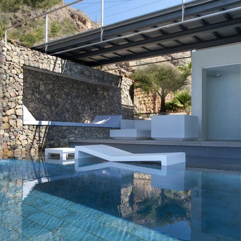 Construcción de piscinas: Servicios  de Piscinas Padilla, S.L.