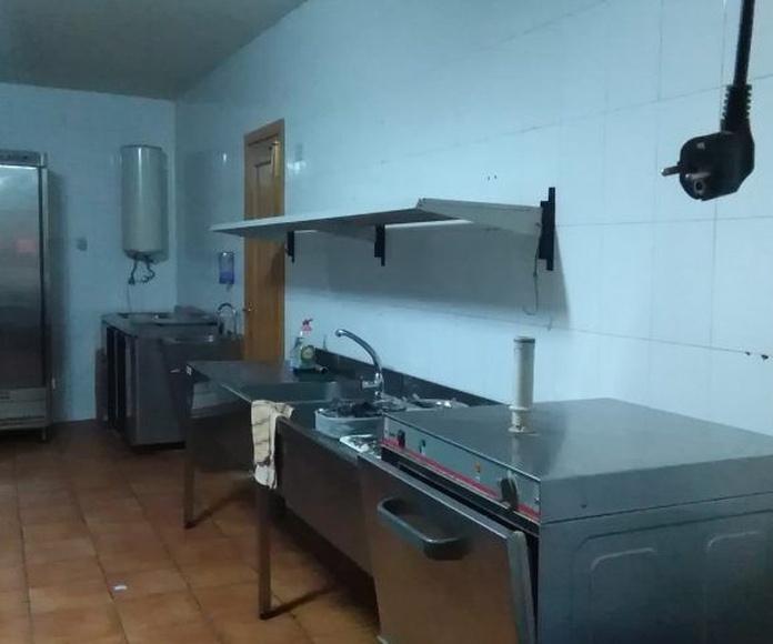 Venta de bar equipado en Consuegra: Inmuebles de Inmobiliaria Minerva