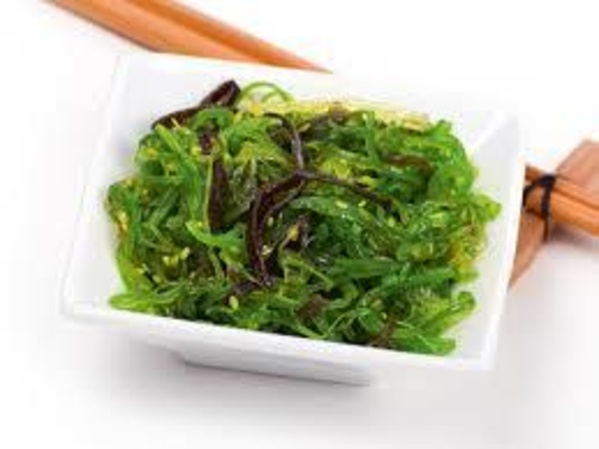 8. GOMA WAKAME: Carta de Sushi King Restaurante
