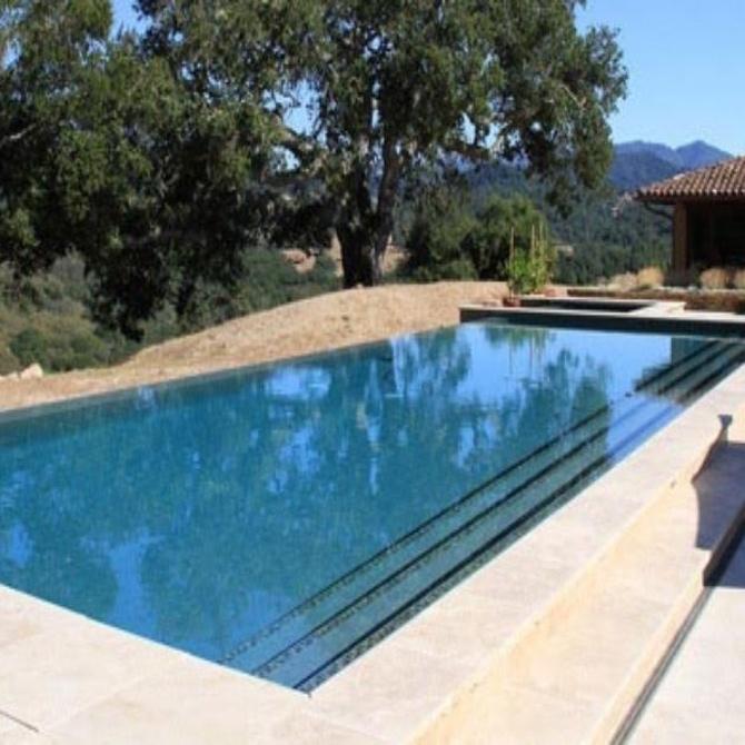 Ventajas de las piscinas hechas con gunita