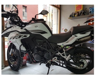 Nova Benelli TRK 500 2021