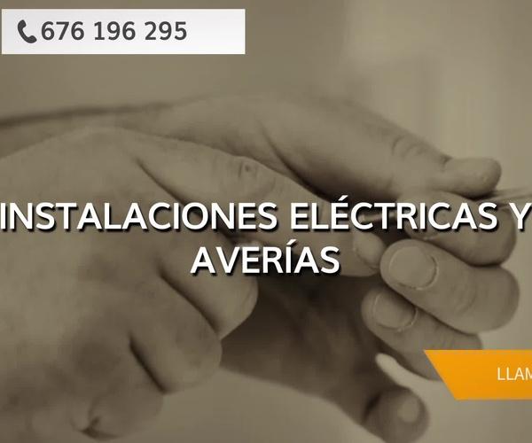 Instaladores de antenas en El Ejido: Electricidad José Gabriel Martín