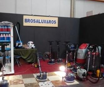 Pulidoras: Productos y servicios de Brosalux & Ros
