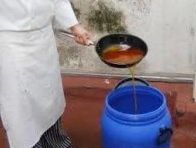Recogida aceite usado de hosteleria by Reciclaceite