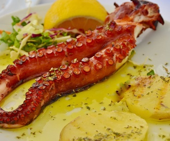 Guarniciones y postres: Carta Menús de Restaurante Nova Lucense