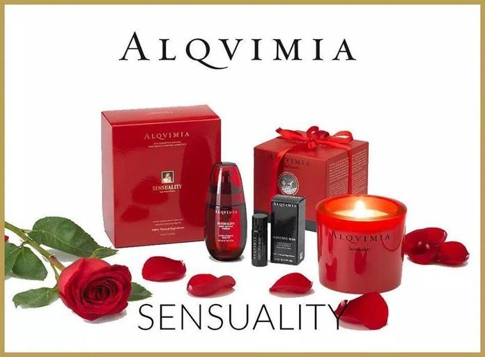 Sensuality Body Nectar Woman de Alqvimia