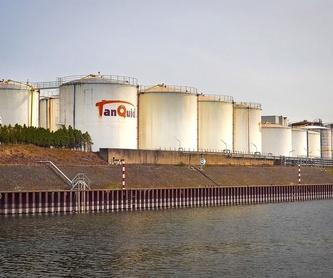 Depósitos de Gasóleo Para Suministros a Vehículos: Servicios de Instalaciones Petroliferas Hnos. López