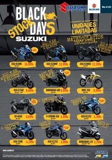 Suzuki Black Days