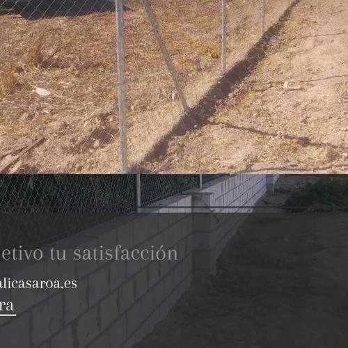 Cerramientos económicos en Sevilla | Mallas Aroa