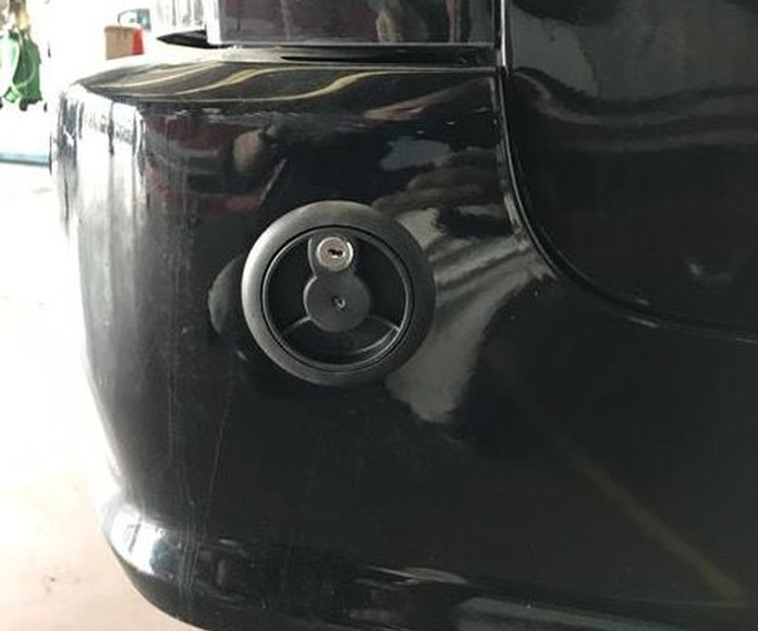 Toma de carga Autogas GLP Cadillac