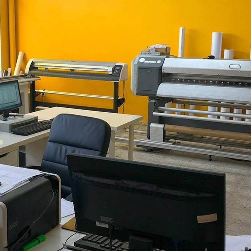 Impresión a gran formato: CATÁLOGOS & SERVICIOS de CALCAO PRINT