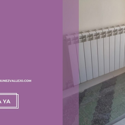 Instalación de fontanería Mucientes | Instalaciones Nuñez Vallejo