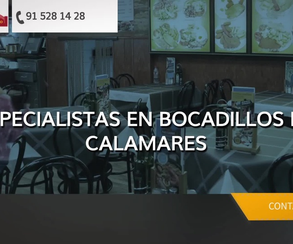 Restaurante típico de Madrid centro | Casa Luciano