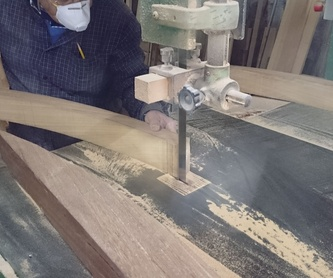 Restauración de muebles antiguos: Artesanos de la Madera de Carpintería Tosan