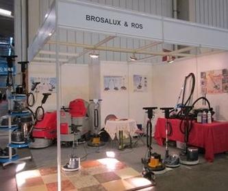 Productos: Productos y servicios de Brosalux & Ros