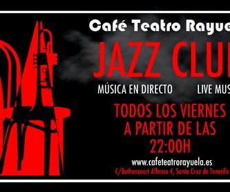 FLAMENCO 2013 con CARMELA GRECO: Programación de Café Teatro Rayuela