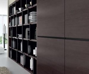 Armario + estanteria a medida . Fábrica DFC Mobiliario, León