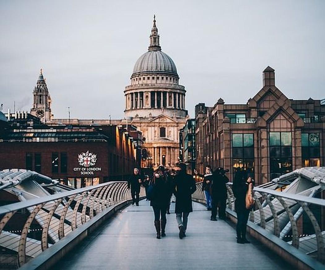 Londres, la ciudad con más cámaras de videovigilancia