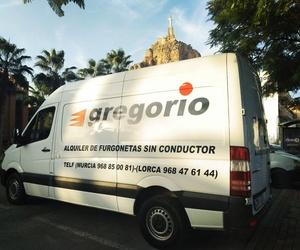 Alquiler furgonetas de 11,5 metros cubicos