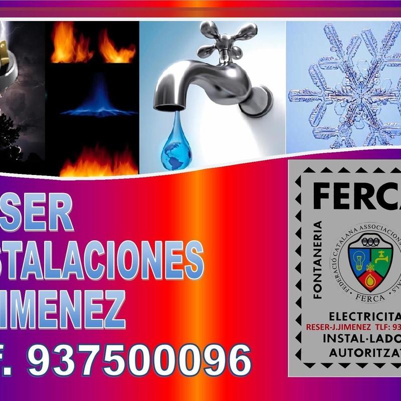 Reser instalaciones Jiménez 937500096