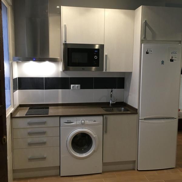 Apartamento en malasaña cocina preciosa