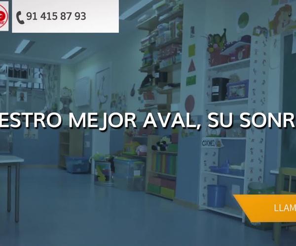 Escuela infantil Chamartín Madrid