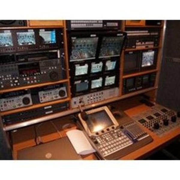 Unidad móvil digital: Servicios de Láser Audiovisuales
