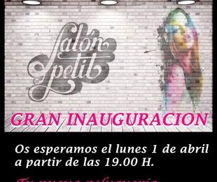 Gran Inauguración!!!