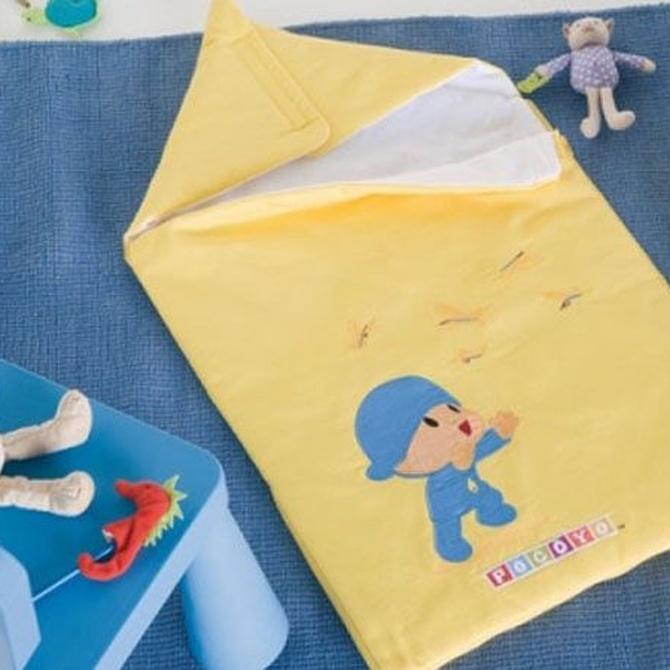 Consejos para elegir la ropa de cuna de tu bebé