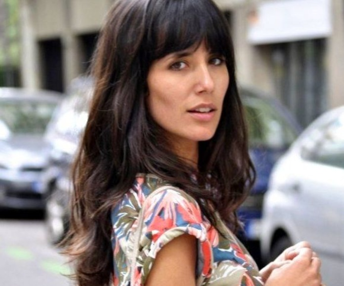 Ana Albadalejo, modelo y blogger en la revista ELLE. Llongueras Mirasierra.